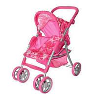 Детская коляска для кукол, игрушечная коляска, летняя Melogo 9352