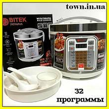 Мультиварка, Пароварка для дома BITEK BT-00032 (32 программы).Профессиональная мощная мультиварка