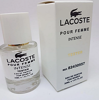 Lacoste Pour Femme Intense Масляный тестер 30 мл