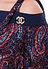 Костюм женский Zara пейсли 50/52, фото 3