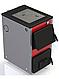 Твердотопливный котел ProTech D Luxe ТТП-12 кВт с варочной поверхностью (рабочей цикл от 8 до 16 ч.), фото 2