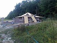 Устройство крыш по Черновцах и области, фото 1