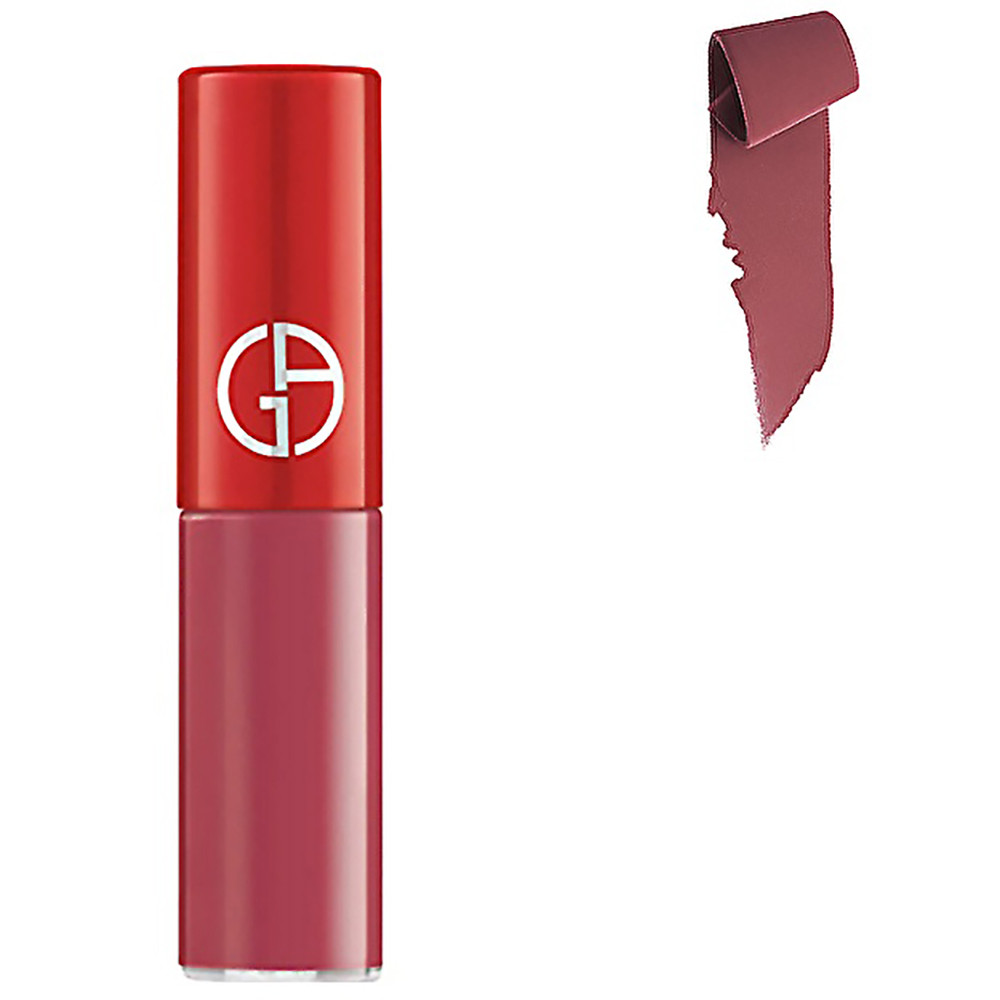 Жидкая помада для губ Giorgio Armani Lip Maestro Intense Velvet Colour мини №501 Casual Pink (3614271868565)