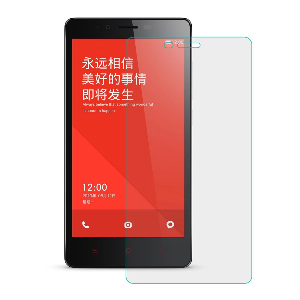 Защитное стекло Optima 9H для Xiaomi Redmi Note 2