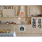 Наклейка на кухню Вінілова плівка Німеччина  Пирог с клубникой, фото 3