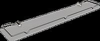 Полка стеклянная с ограничителем, 60см Classic