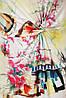 Платье женское летнее Белла акварель, фото 7