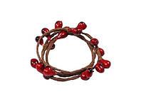 Веточка Верба с почками Красная 40 см гибкая