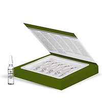 Ночная успокаивающая сыворотка для атопической кожи Clarena Overnight Atopic Solution Serum 10*3 ml