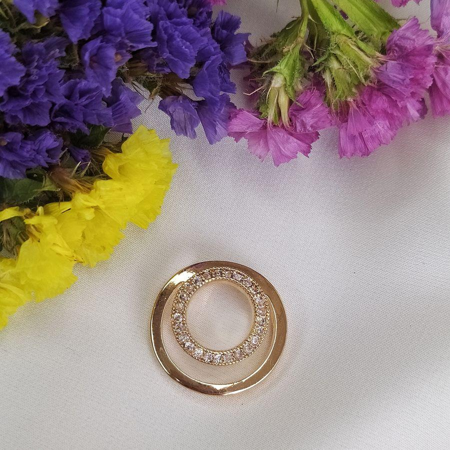 Кулон круглой формы 164 5000