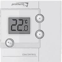 Цифровой электронный термостат Protherm с дисплеем Exacontrol