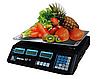 """Электронные торговые весы до 55кг с калькулятором и аккумулятором """"Вітек"""", фото 2"""