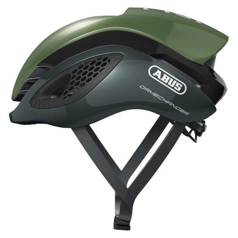 Шолом велосипедний ABUS GAMECHANGER L 58-61 Opal Green