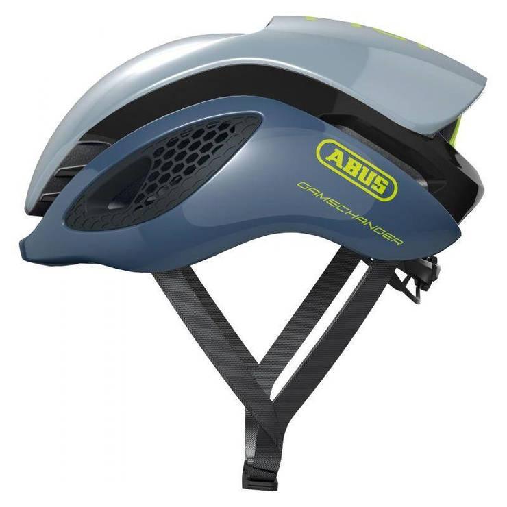 Шолом велосипедний ABUS GAMECHANGER M 52-58 Light Grey, фото 2