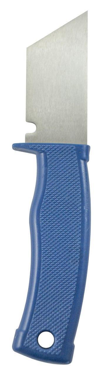 Нож сапожный, пластиковая ручка
