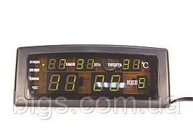 Часы настольные электронные CX-868