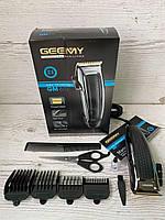 Машинка для стрижки волос GEMEI GM-815 бесшумная и функциональная