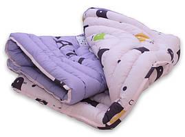 """Одеяло лебяжий пух """"Cats"""" 1.5-сп."""