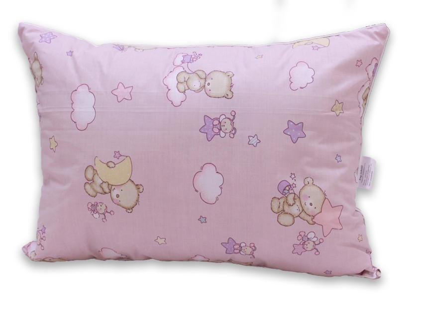"""Подушка """"Мишки розов."""" 40х60"""