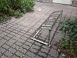 Велопарковка Graceful-4 из нержавейки на 4 места, фото 4