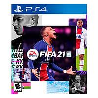 Гра Sony PS4 FIFA 21 (російська версія)