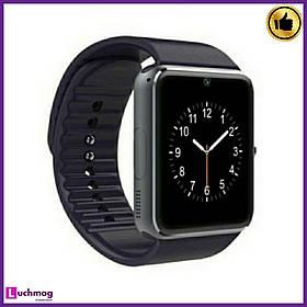 Умные смарт часы, GT08 Black