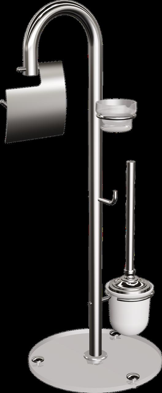 Аксессуары для ванной, стойка для туалета Z05 Classic