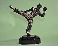Статуетка, фігурка Кікбоксер H-23cm.
