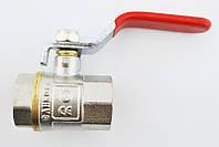 """Кран шаровый Сантех Комплект art.602 1 1/2"""" г.г. ручка"""