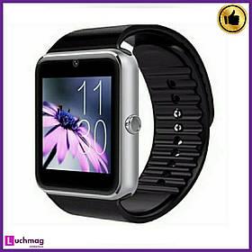 Розумні годинник, смарт годинник GT08 Silver