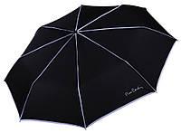 Чорний парасольку з білою окантовкою Pierre Cardin ( повний автомат ) арт. 82450, фото 1