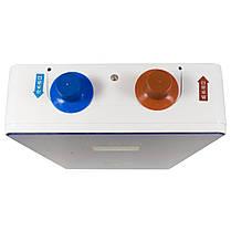 Проточный водонагреватель c душем Nux XA-55B вертикальный 5500В IPX4 электрический для ванной, фото 3