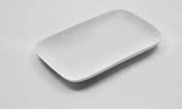 Тарелка овальная Altporcelain без борта-F0034-10
