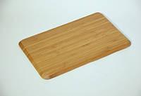 Бамбуковая подставка прямоугольная 8,5 21*13,5 см - W0003-8,5