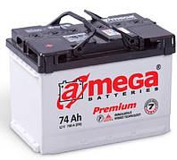 Акумулятор Amega 6CT 74