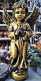 Скульптура Ангел из мрамора №89 высота 50 см, фото 6