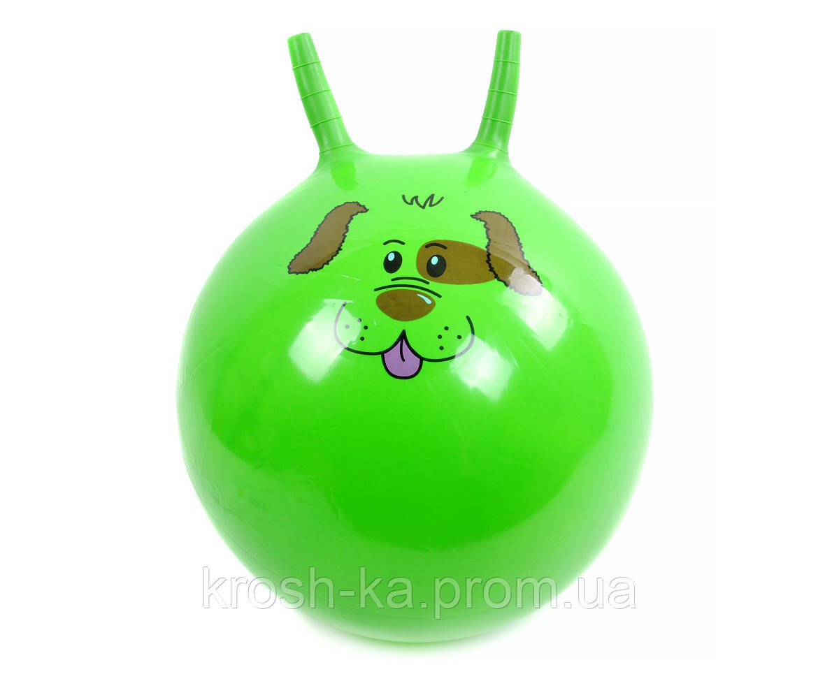 Мяч для фитнеса с рожками в ассортименте Китай SB1609