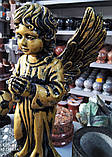 Скульптура Ангел из мрамора №89 высота 50 см, фото 7