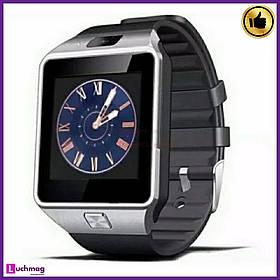 Розумні годинник DZ09 Silver з SIM картою і камерою
