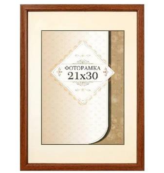 "Фоторамка ""RK"" 10х15 №RK-073 коричневе дерево(24)"
