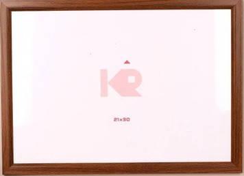 """Фоторамка """"RK"""" 10х15 №RK-074 коричнева(24)"""