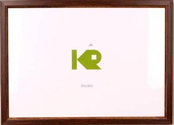 """Фоторамка """"RK"""" 10х15 №RK-077 темне дерево(24)"""