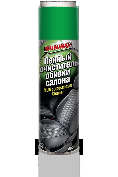 Очиститель салона Runway ✓ аэро ✓ емкость 650мл. - Автокар в Киеве
