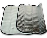 Шторка солнцезащитная автомобильная на лобовое стекло, фото 5