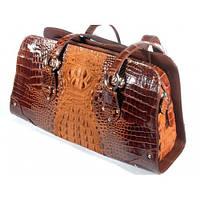 Женская сумка из кожи крокодила RIVER (BMT 357), фото 1