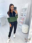"""Жіночий спортивний костюм """"Контур"""" від Стильномодно, фото 3"""