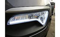 Дневные Ходовые Огни (DRL KSS) гибкие с функцией поворота.