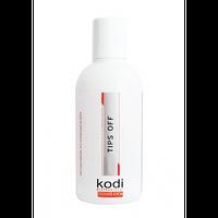 Tips Off Жидкость для снятия искусственных ногтей 250 мл. Kodi Professional
