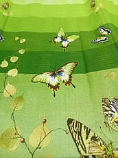 Простынь на резинке Зеленая Бабочка 120х200х20, фото 3