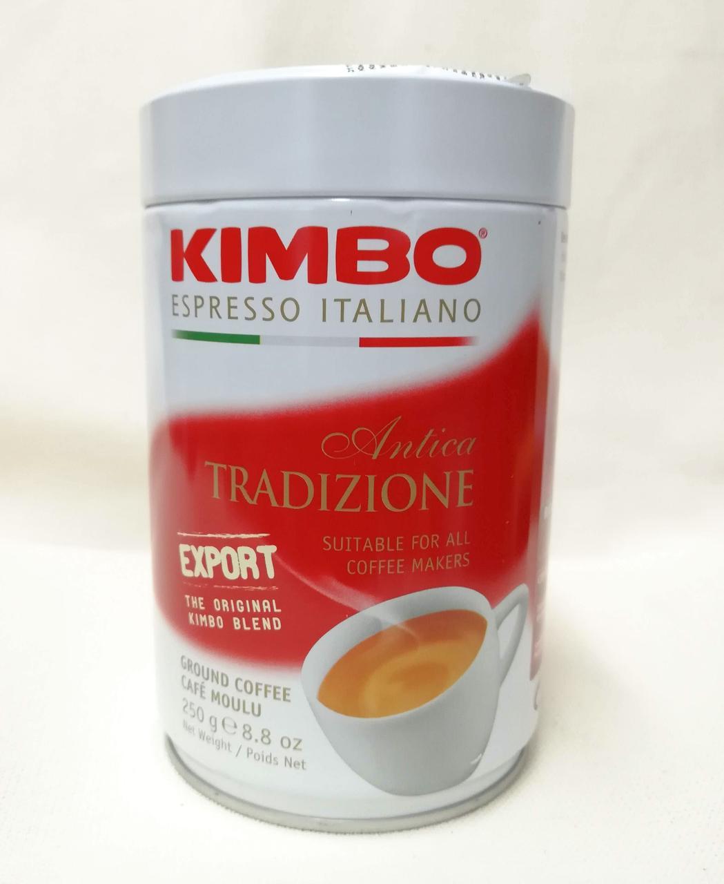 Kimbo Antica Tradizione Кофе молотый